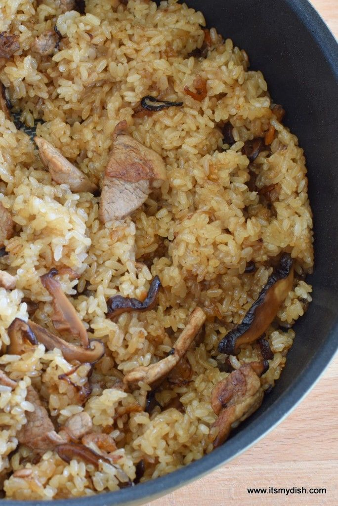 glutinous rice cooking instructions