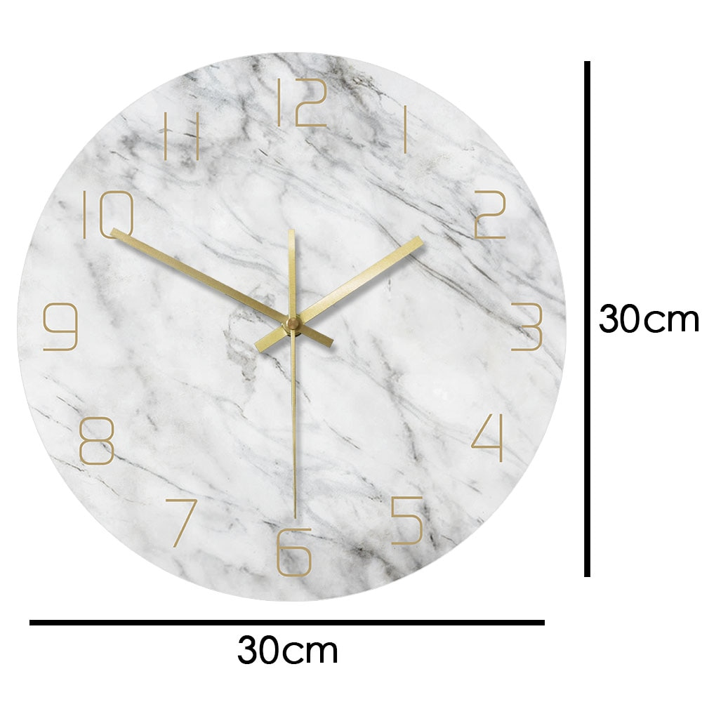 regulator wall clock instructions