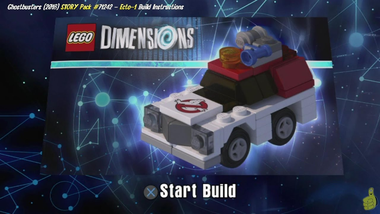 lego dimensions 71346 instructions