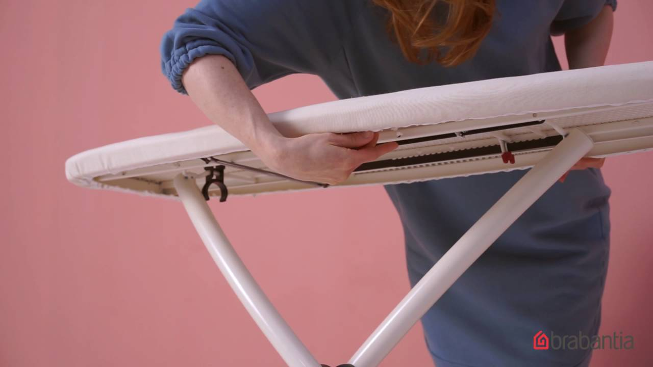 brabantia ironing board assembly instructions