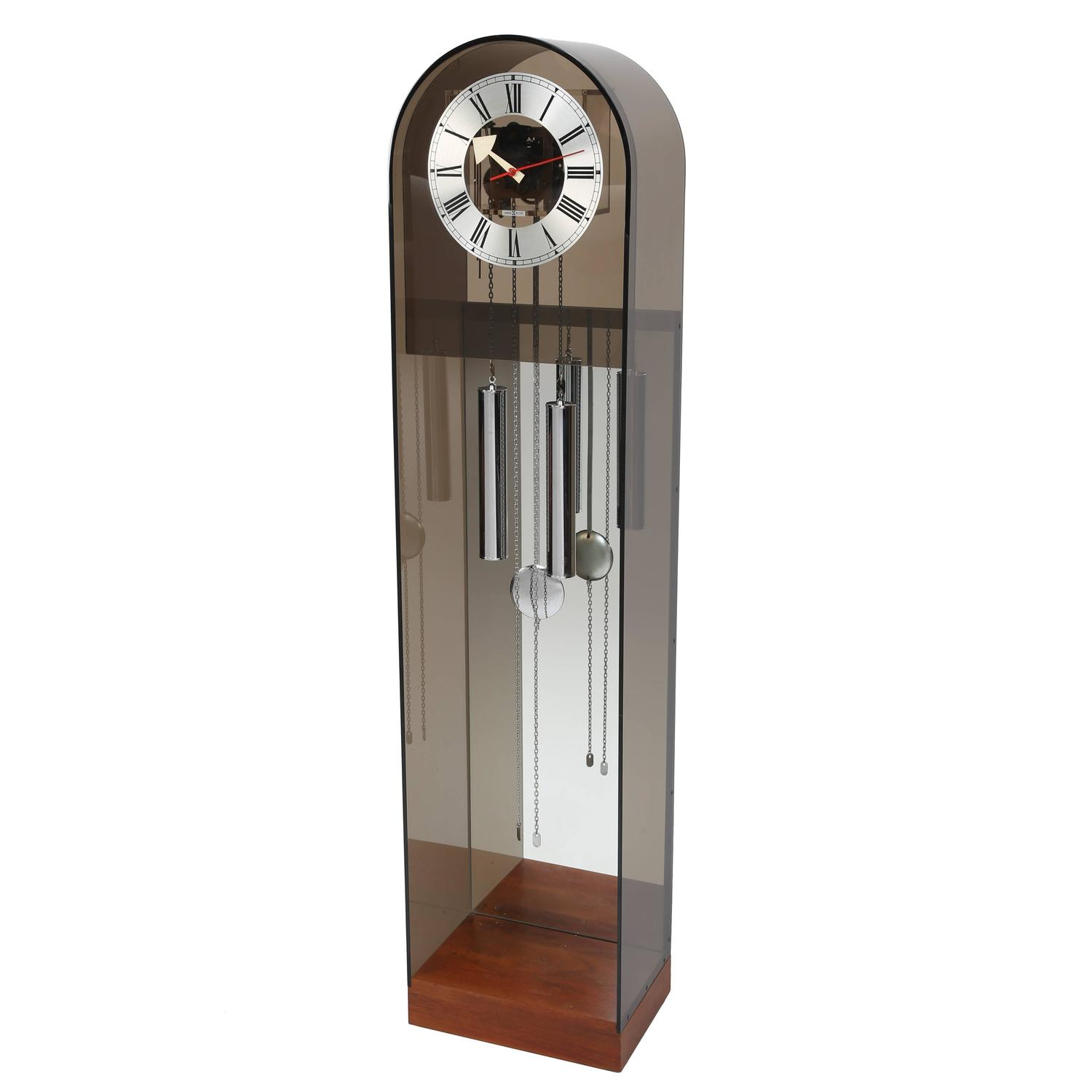 howard miller pendulum wall clock instructions