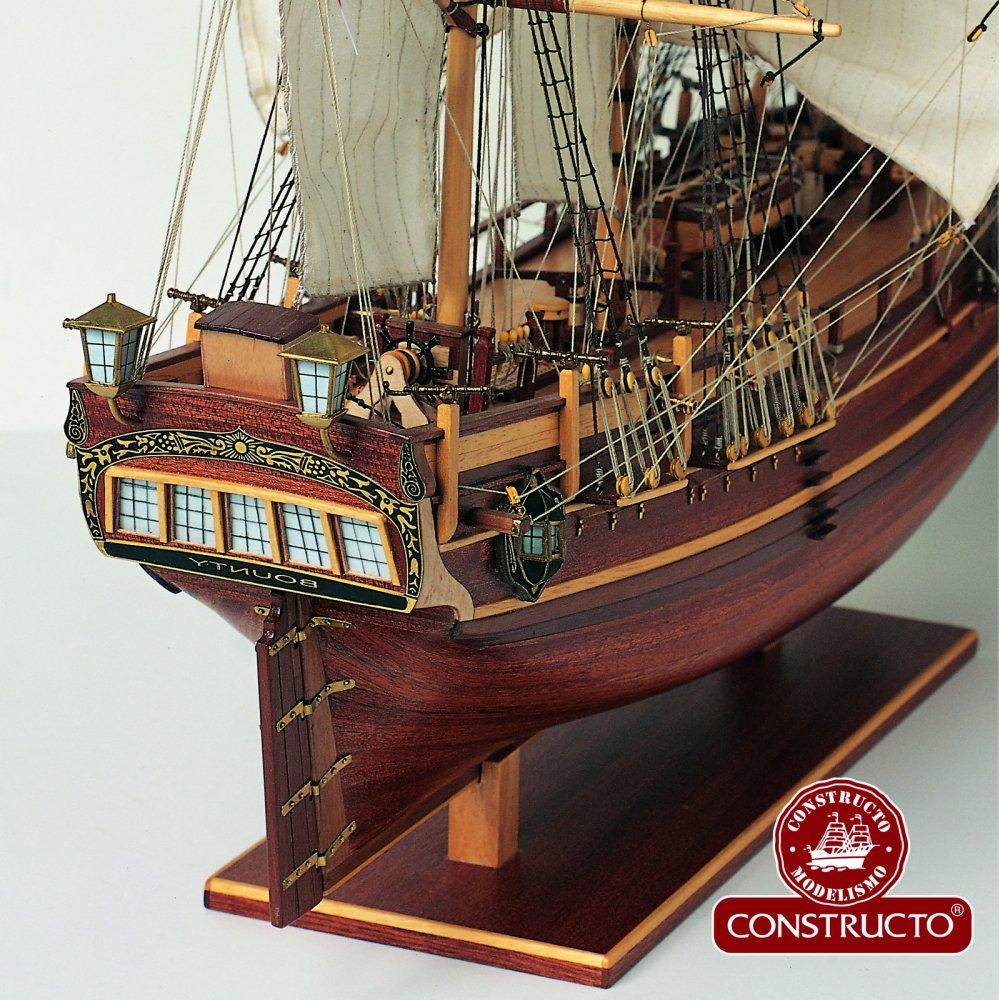 constructo hms bounty kit instructions