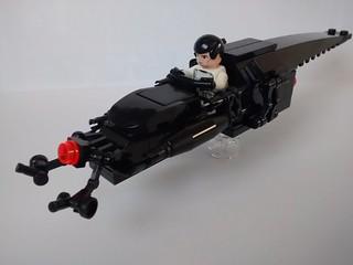 lego mandalorian speeder instructions