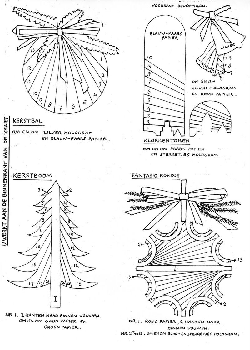paper folding crafts instructions