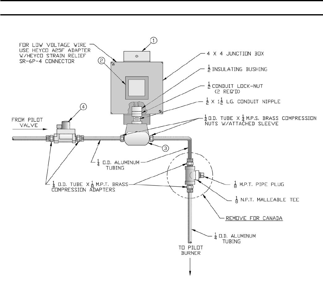 maxitrol regulator installation instructions