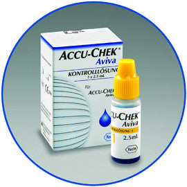 accu chek aviva control solution instructions