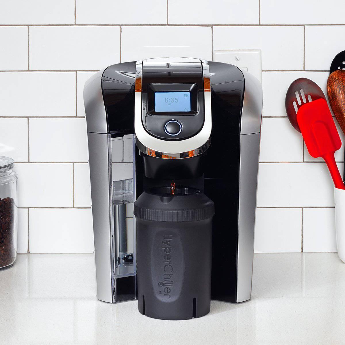 hyperchiller iced coffee maker instructions