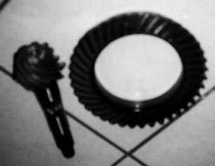 ring and pinion installation instructions
