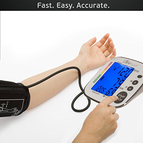 and blood pressure monitor instructions