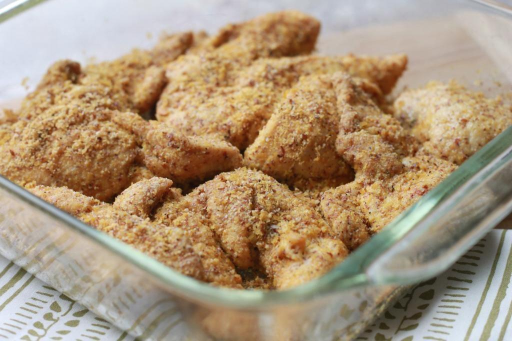 shake and bake chicken tender instructions