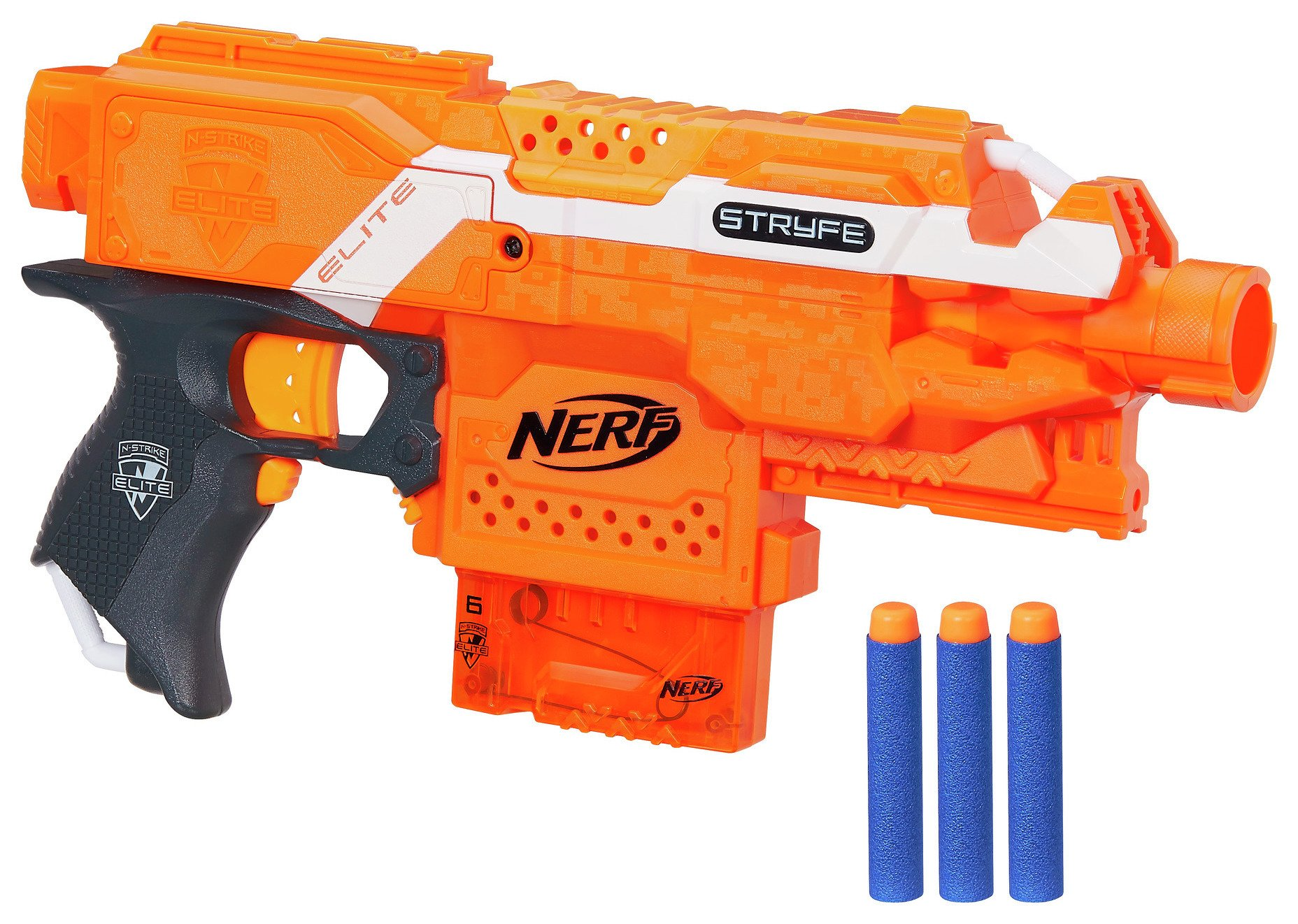 nerf n strike elite stryfe instructions