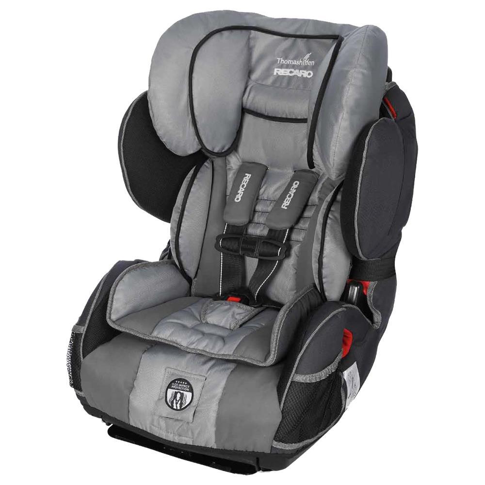 recaro car seat instructions