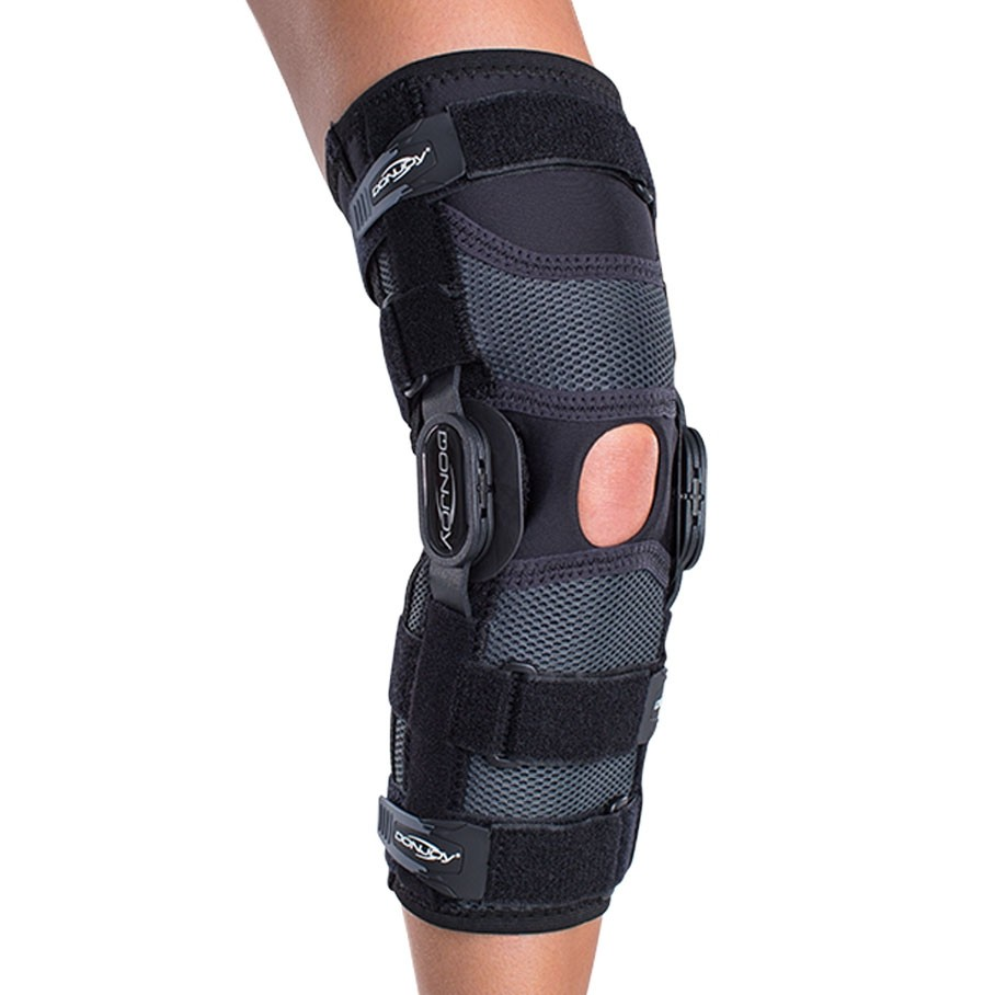 donjoy playmaker knee brace instructions
