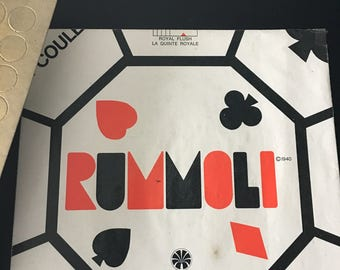 deluxe rummy o instructions