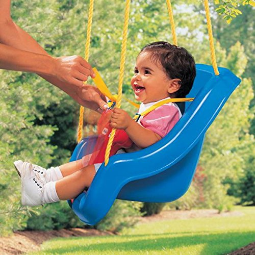 little tikes snug n secure swing instructions