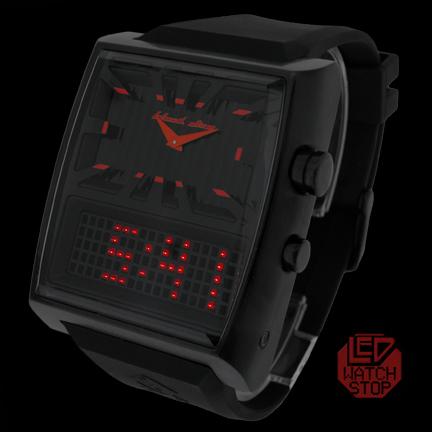 black dice watch instructions