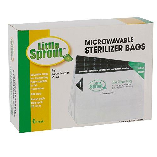 born free microwave bottle sterilizer instructions