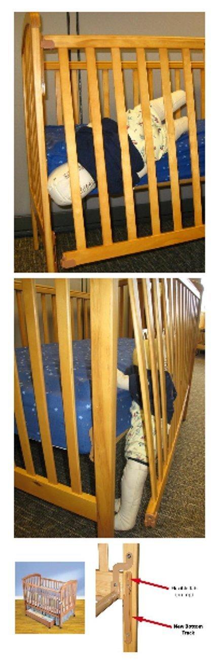 child craft crib instructions