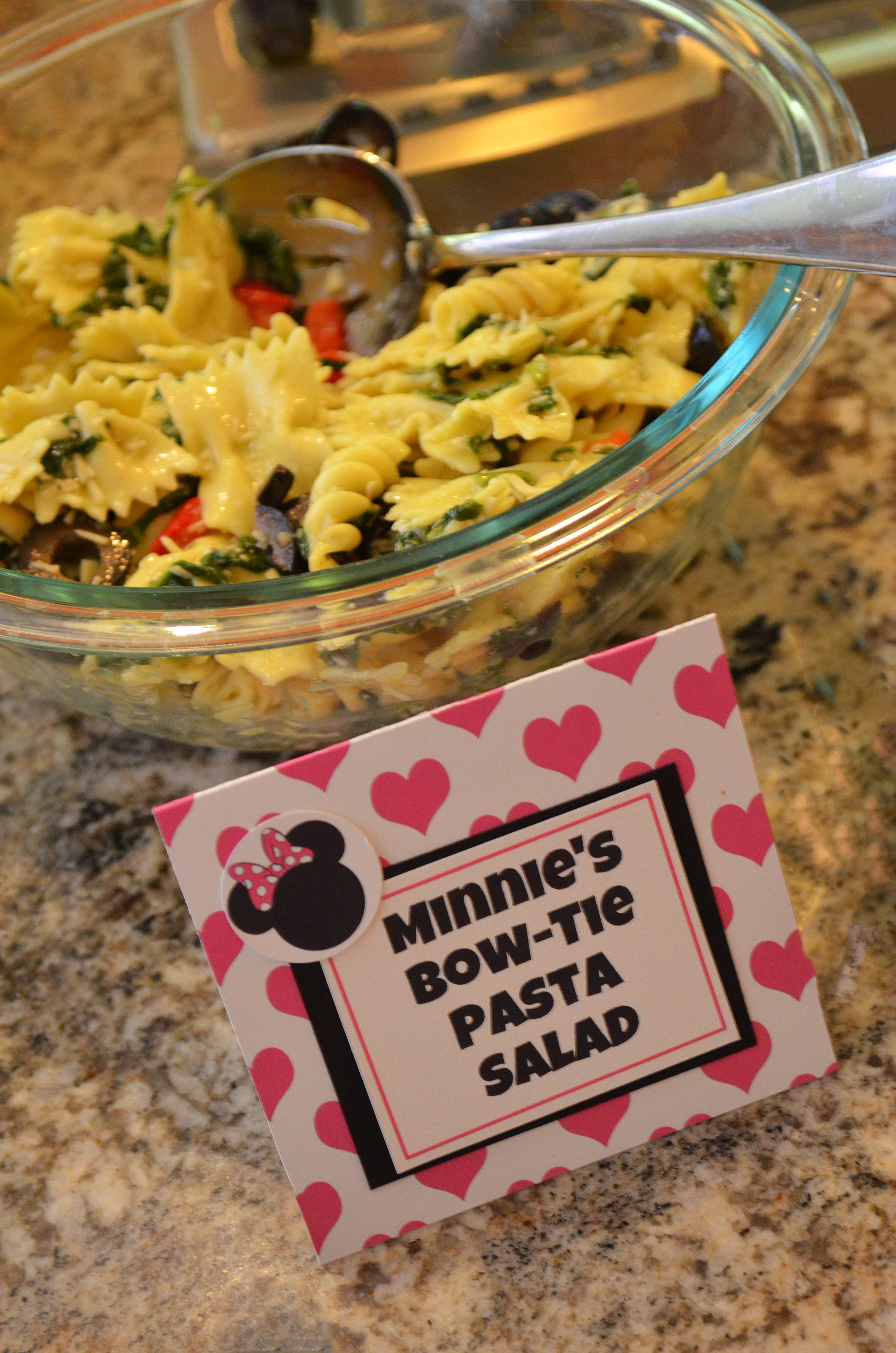 clubhouse pasta salad instructions