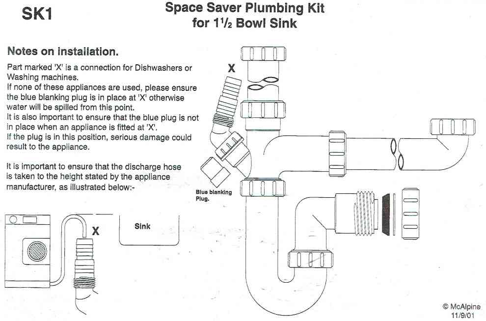 click clack waste fitting instructions