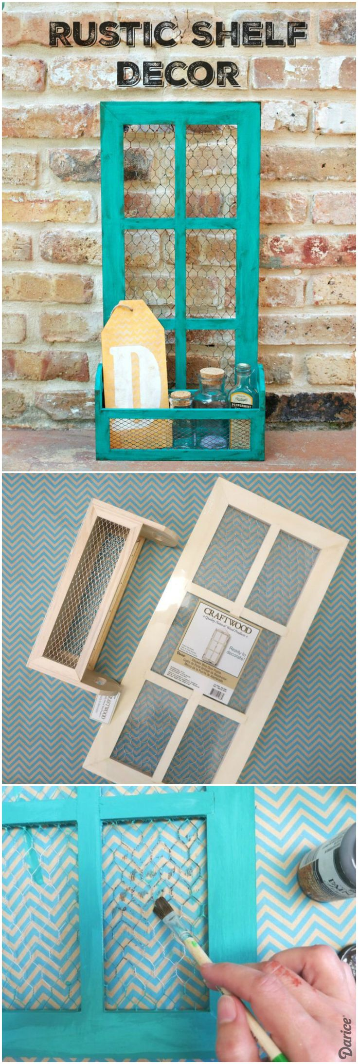 picture frame wire instructions