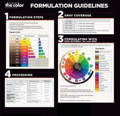 argan oil hair color mixing instructions