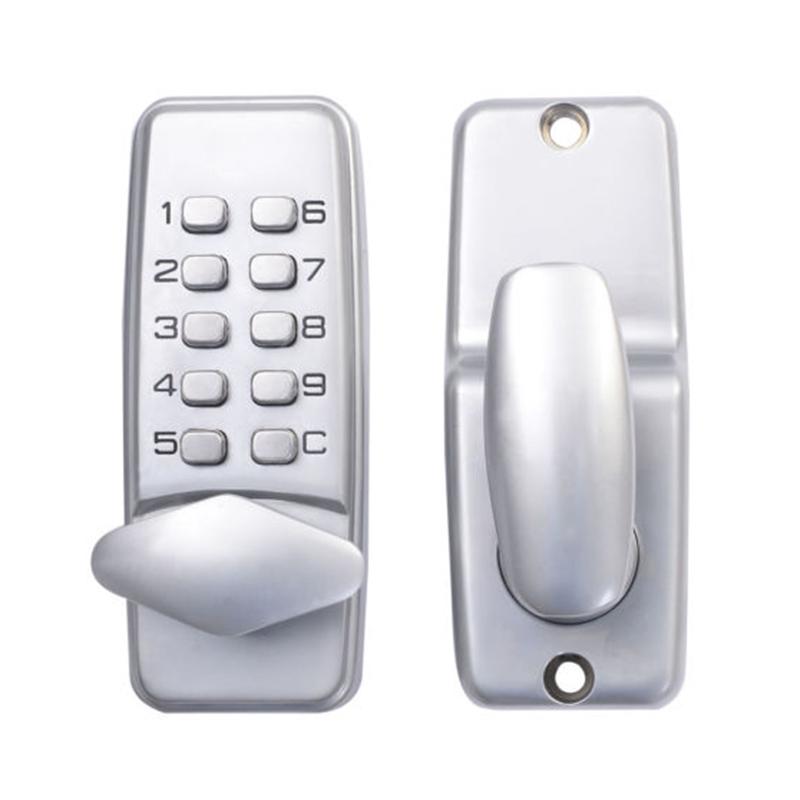 keypad door lock instructions