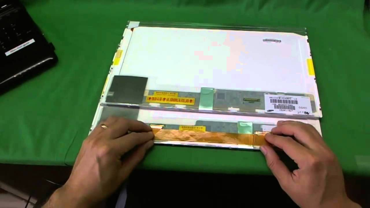 acer laptop screen replacement instructions