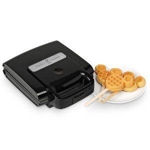 disney waffle maker instructions