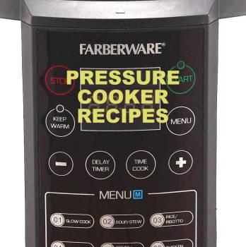 farberware pressure cooker instructions