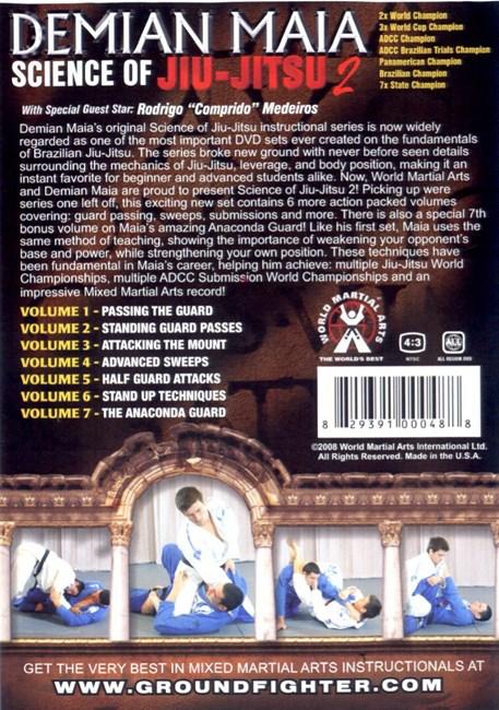 jiu jitsu dvd instructional
