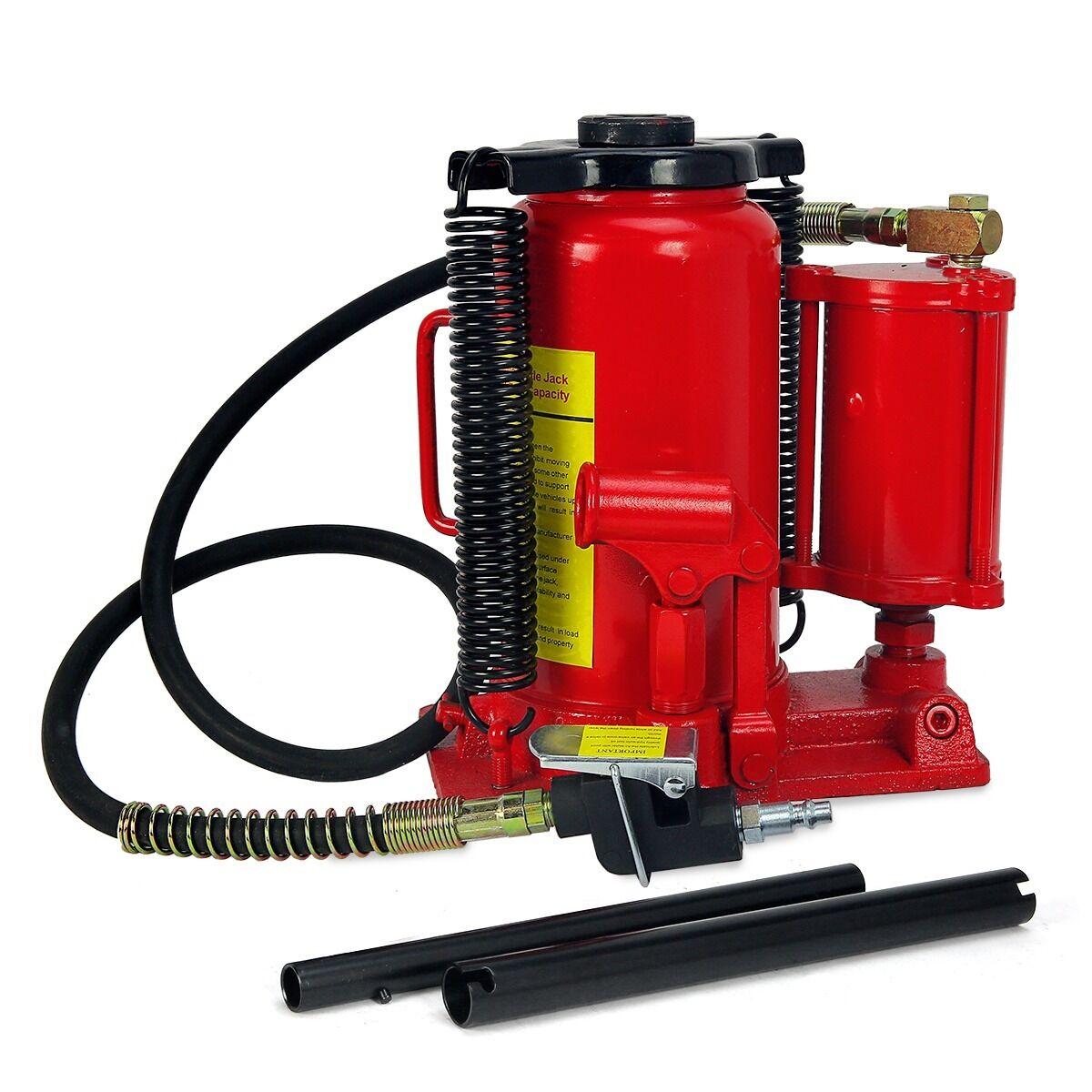 hydraulic jack repair instructions