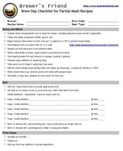 all grain brewing instructions pdf
