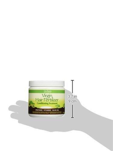 virgin hair fertilizer instructions