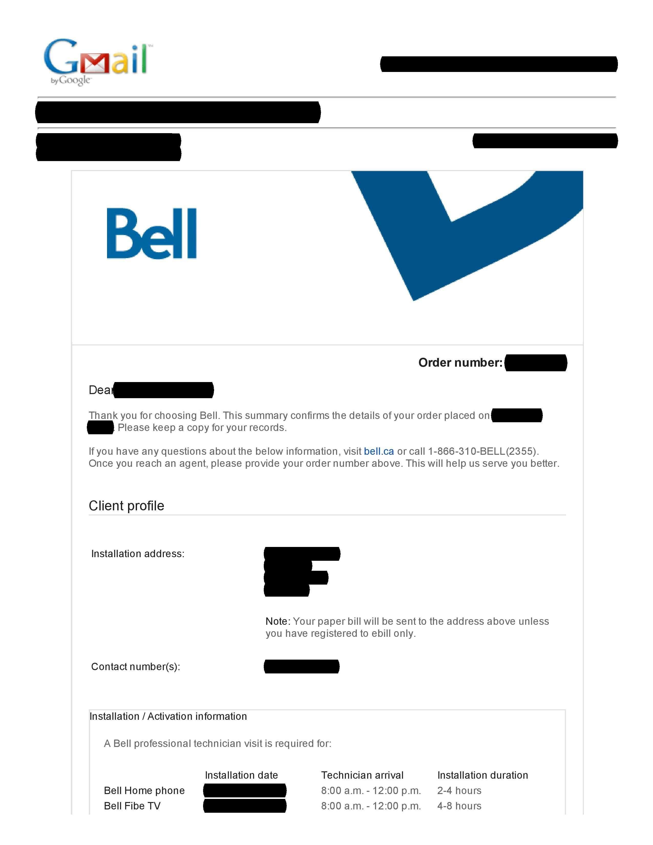 bell canada voicemail instructions