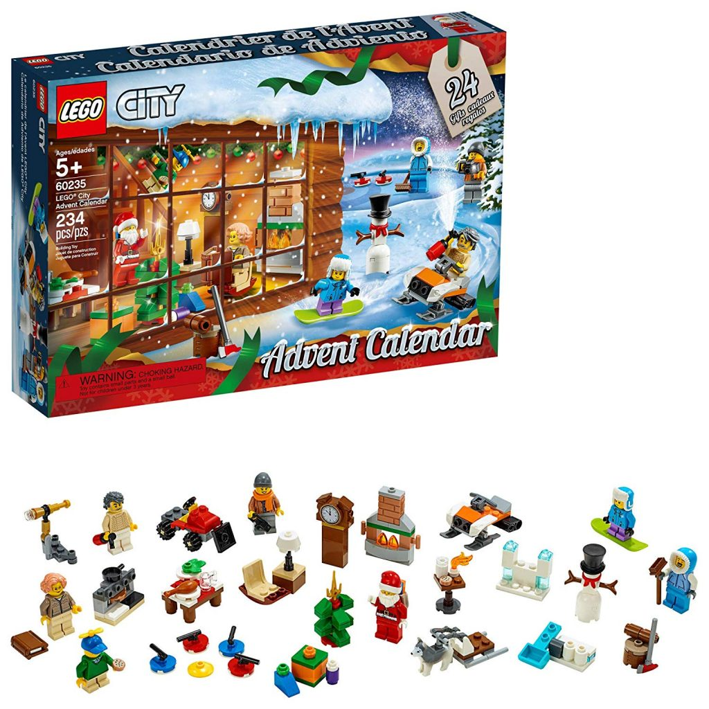 lego advent calendar instructions