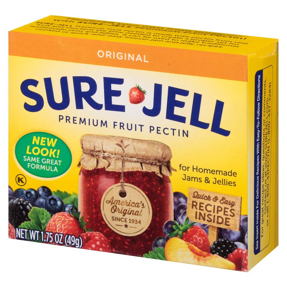 sure jell grape jelly instructions