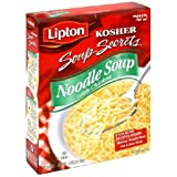 lipton chicken noodle soup instructions