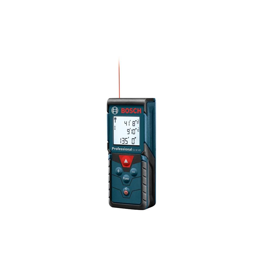bosch laser measure instructions