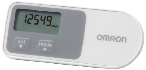 omron walking style one 2.0 pedometer instructions