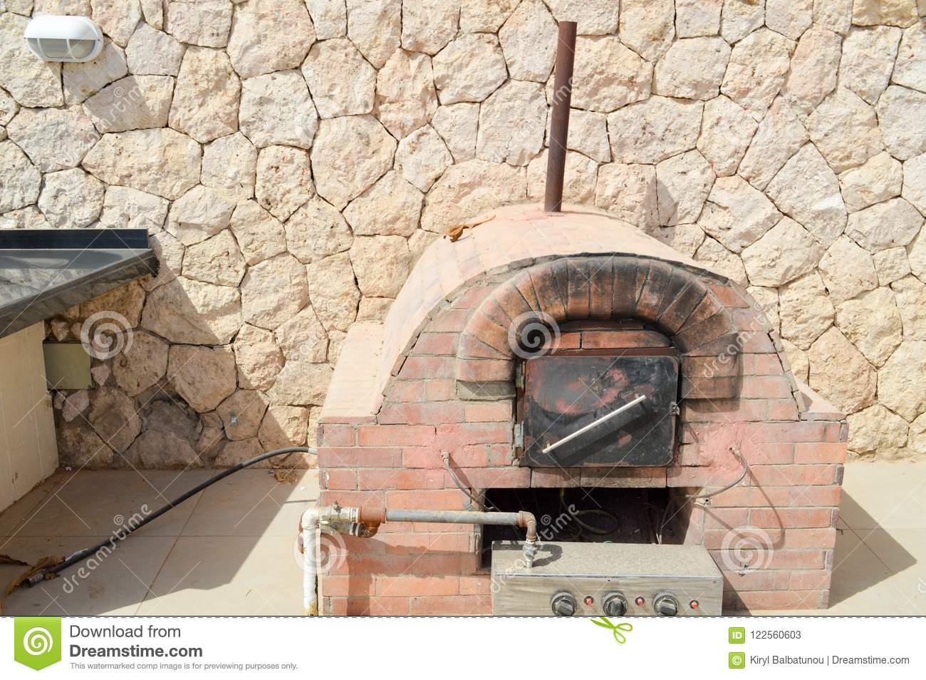 old stone oven baking stone instructions