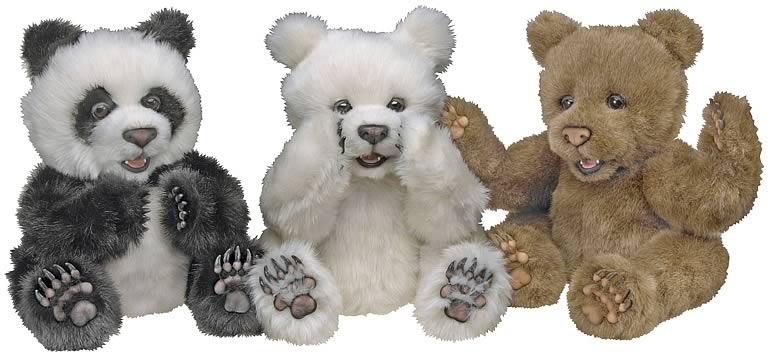 furreal friends luv cub panda instructions