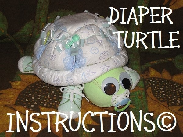 5 tier diaper cake instructions