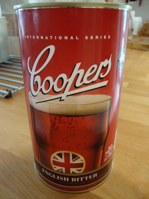 coopers english bitter instructions
