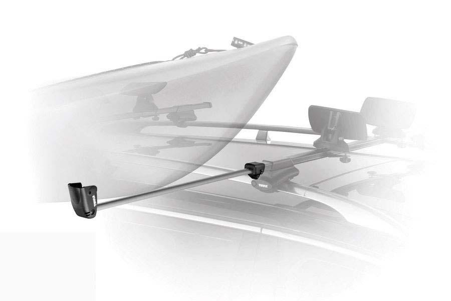 yakima kayak rack tie down instructions