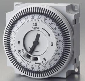 plug in mechanical timer instructions