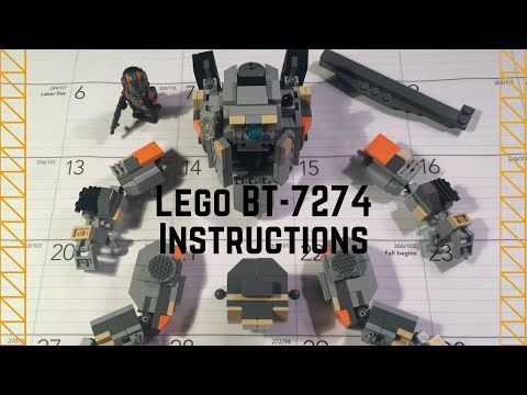 lego robot hand instructions