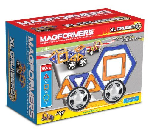 magformers xl cruisers instructions