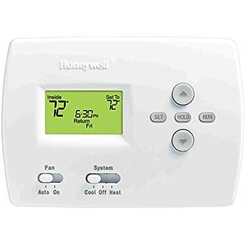 honeywell thermostat instructions rth2300b1012