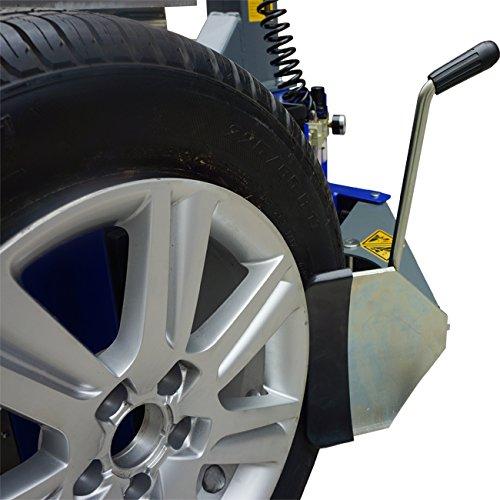 mayflower tire balancer instructions